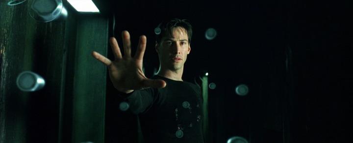 Neo, matrix