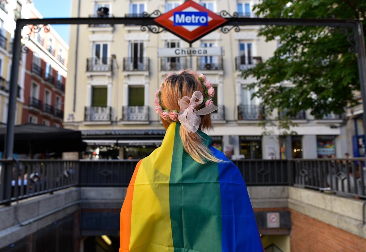 De Madrid al Arcoíris